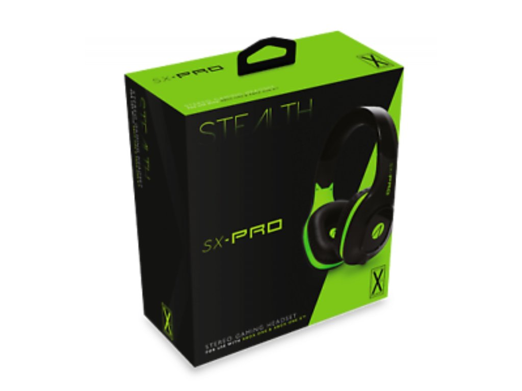 Stealth SX Pro Wired Stereo Gaming Headset