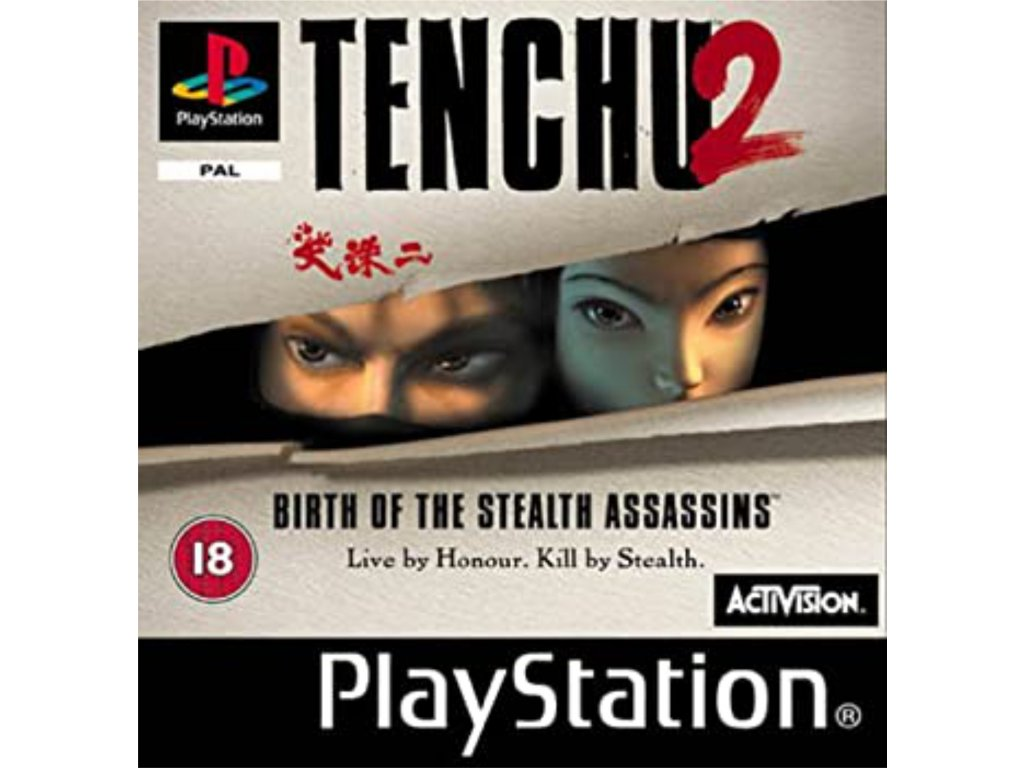 Tenchu 2 Birth of the Stealth Assassins