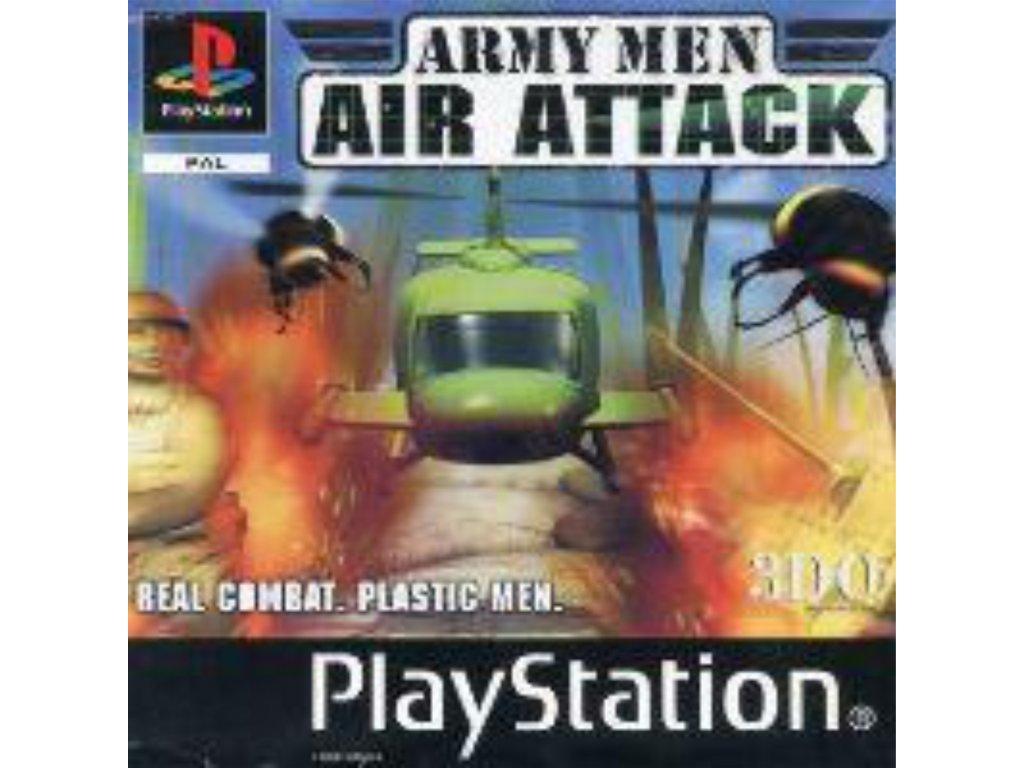 PS1 Army Men Air Attack