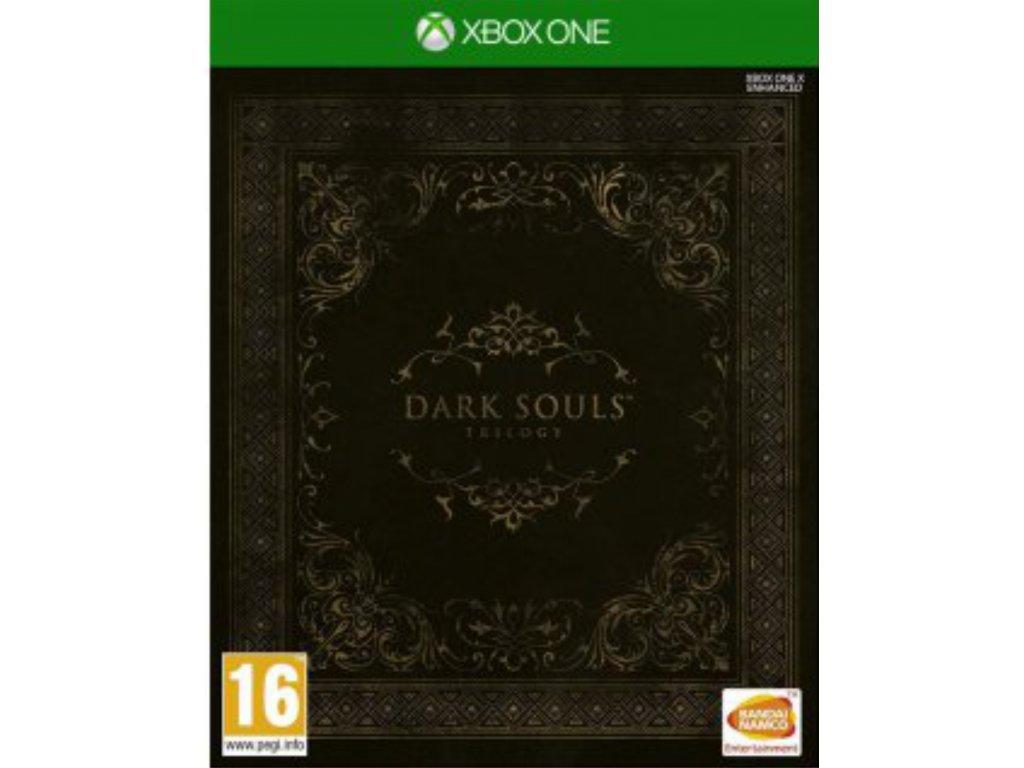 XBOX ONE Dark Souls Trilogy