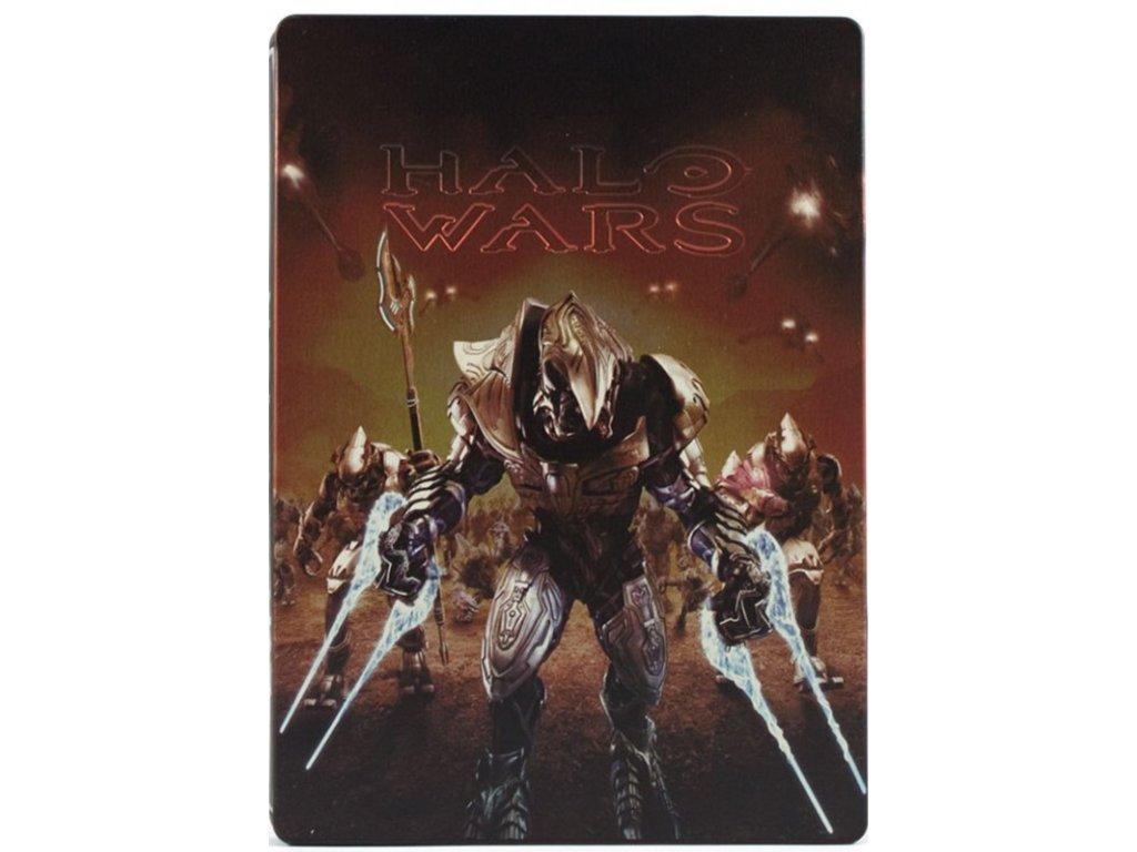 XBOX 360 halo wars steelbook