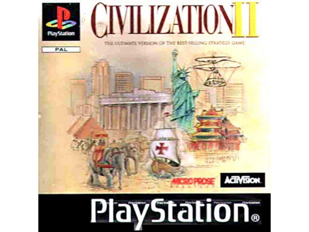 PS1 Civilization II