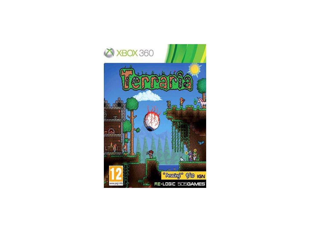 XBOX 360 Terraria