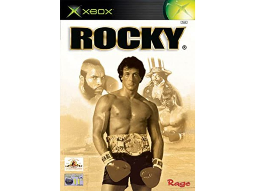 XBOX Rocky