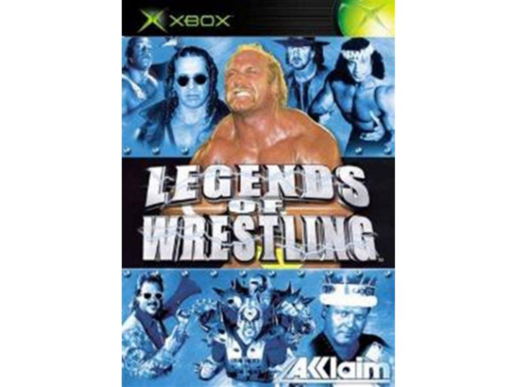 XBOX Legends of Wrestling