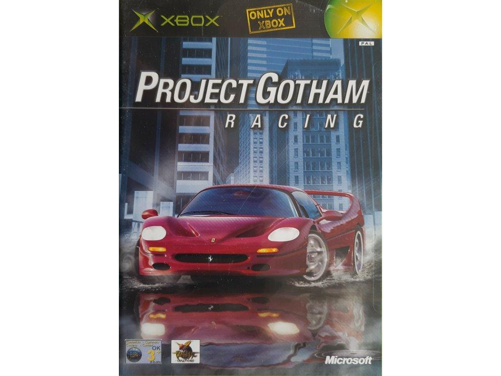 XBOX project gotham