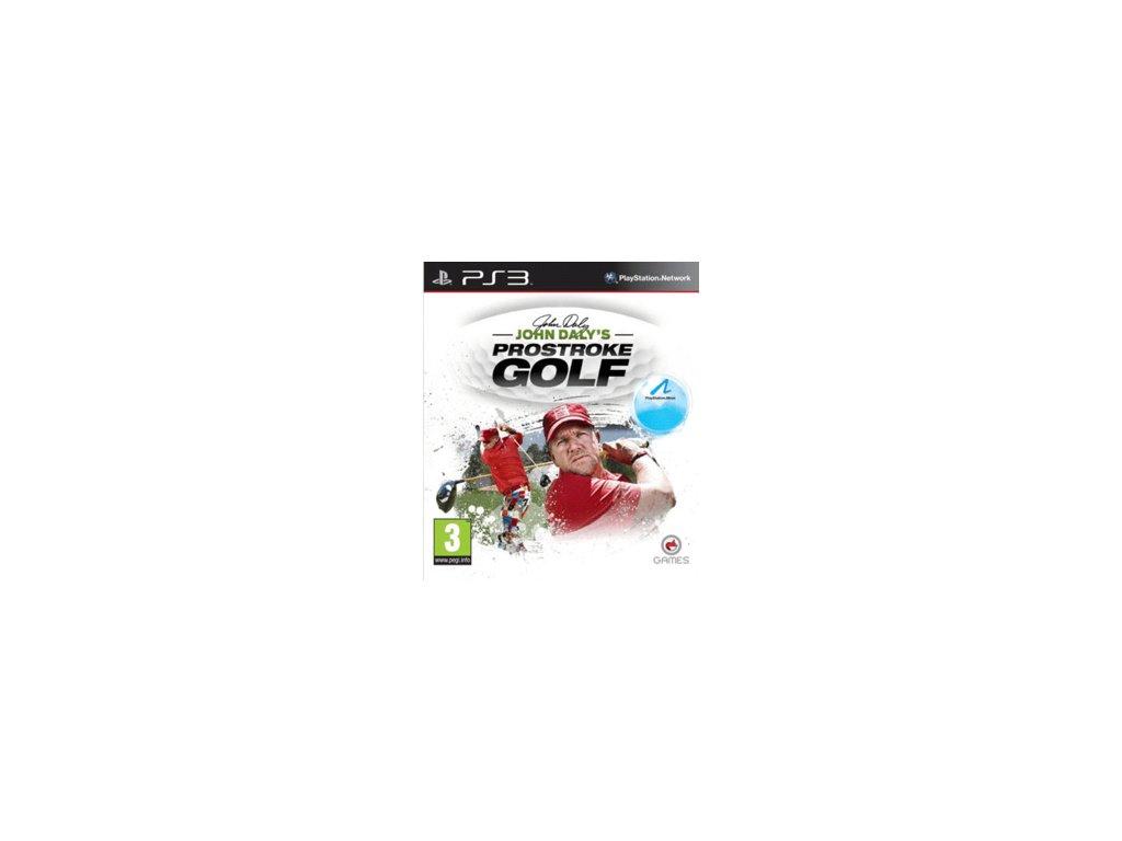 PS3 John Daly's ProStroke Golf: World Tour
