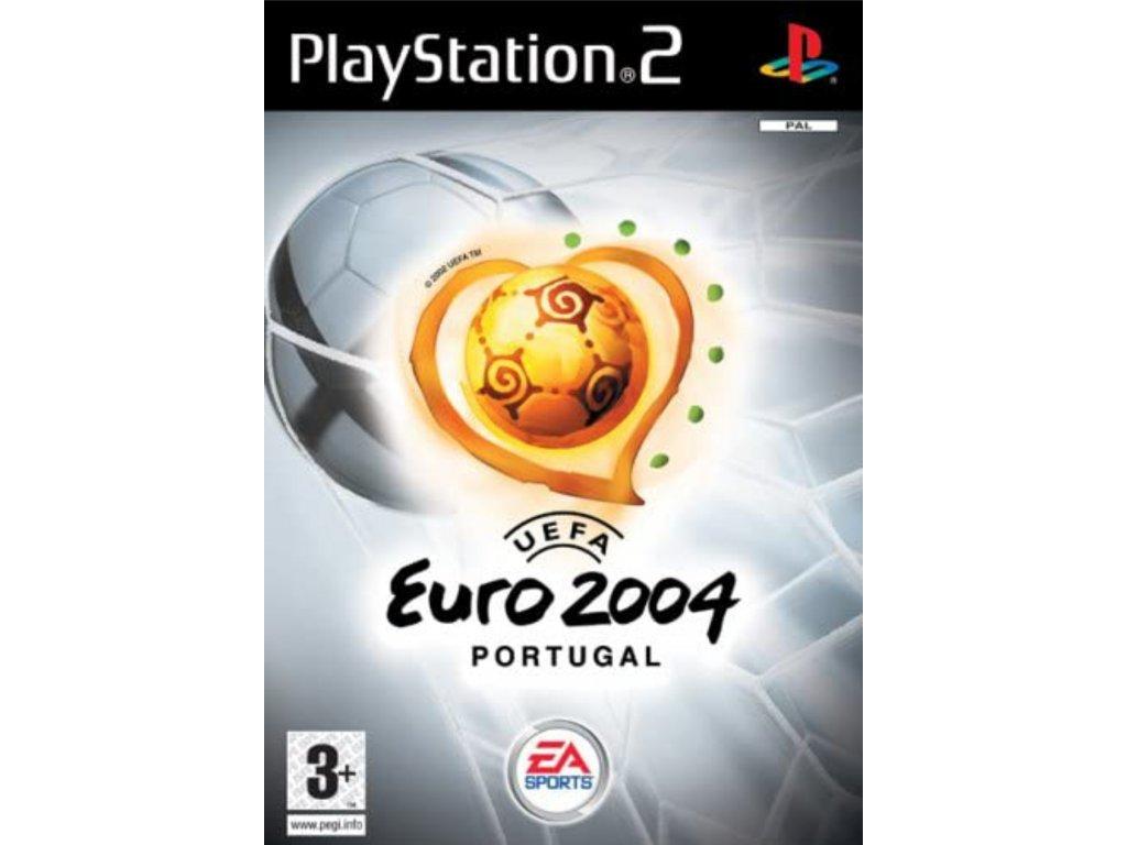 PS2 UEFA Euro 2004
