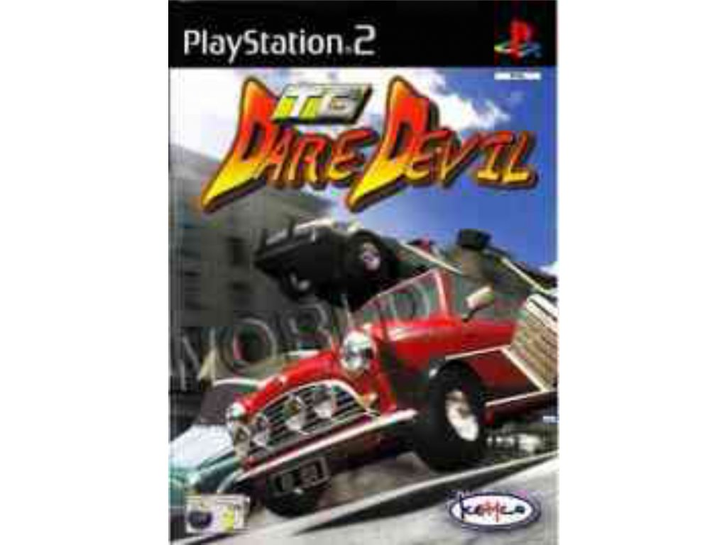 PS2 Top Gear: Dare Devil