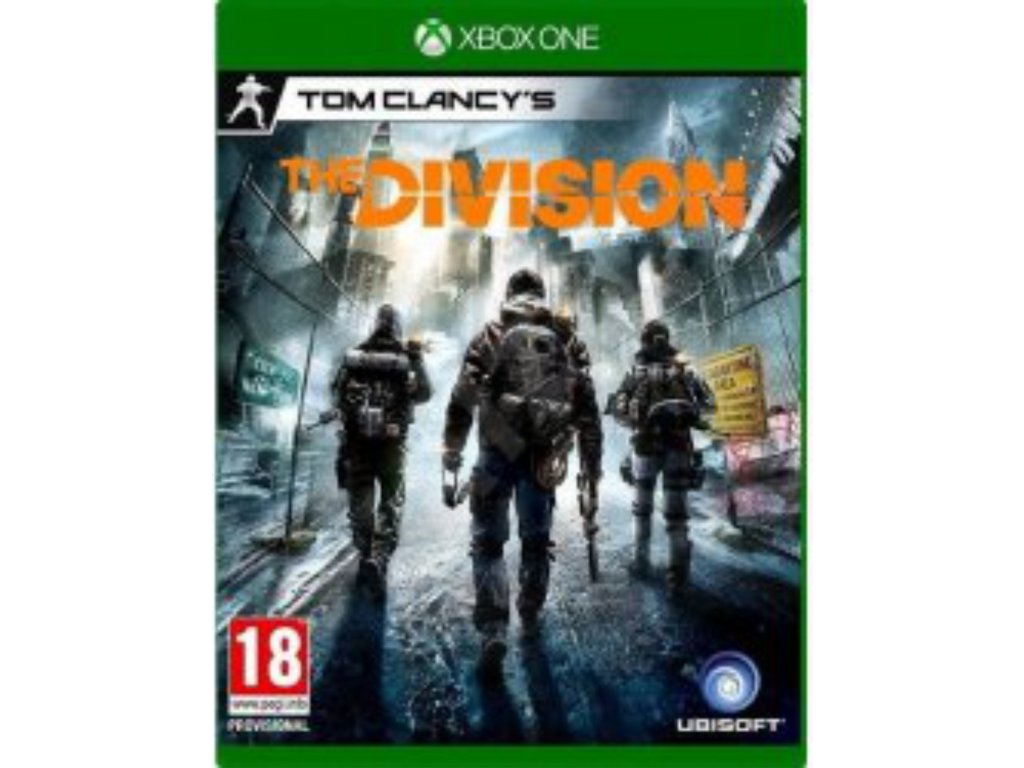 XBOX ONE Tom Clancys: The Division CZ