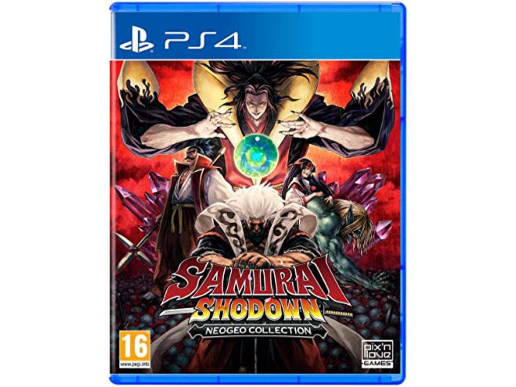 Samurai Shodown (NeoGeo Collection) PS4