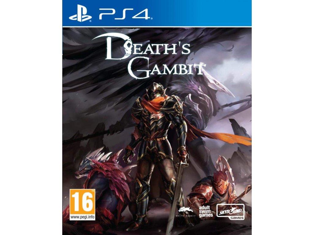PS4 Death's Gambit