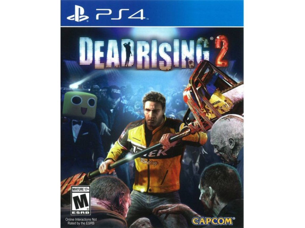 PS4 Dead Rising 2 HD
