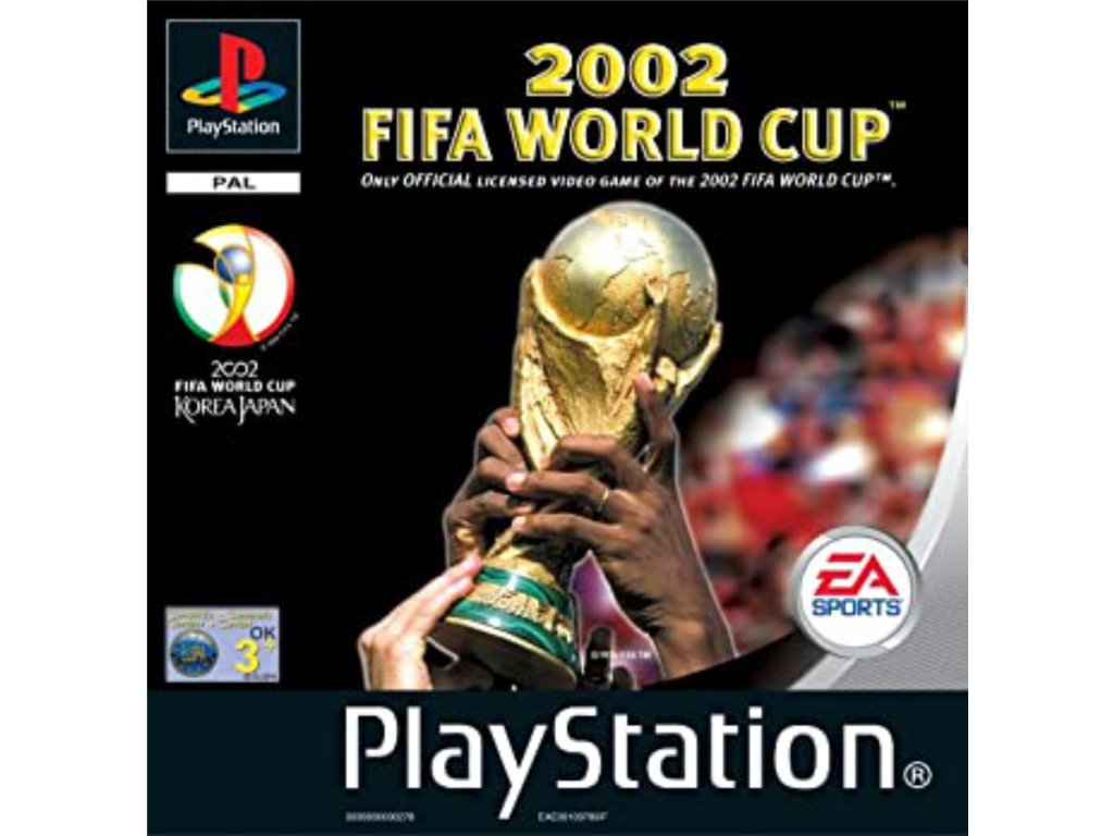 PS1 2002 FIFA World Cup