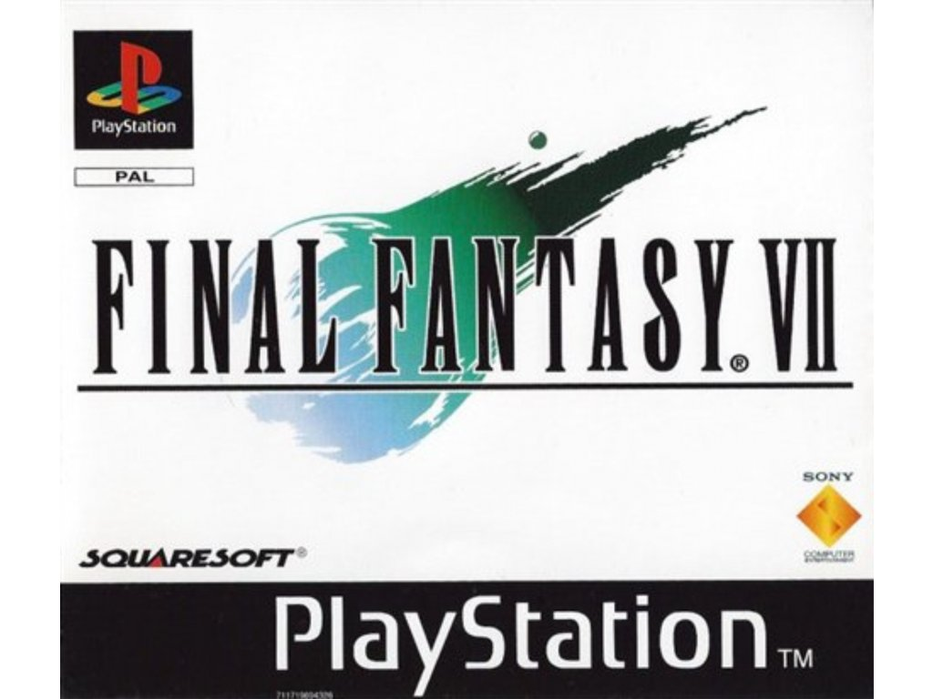 PS1 Final Fantasy VII