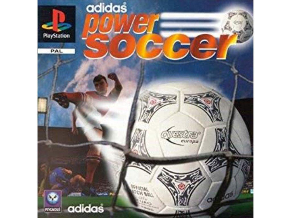PS1 Adidas Power Soccer
