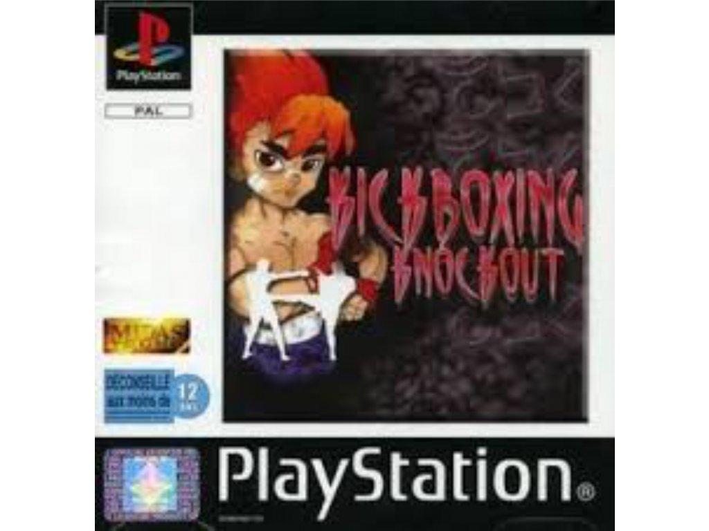 PS1 Kickboxing Knockout