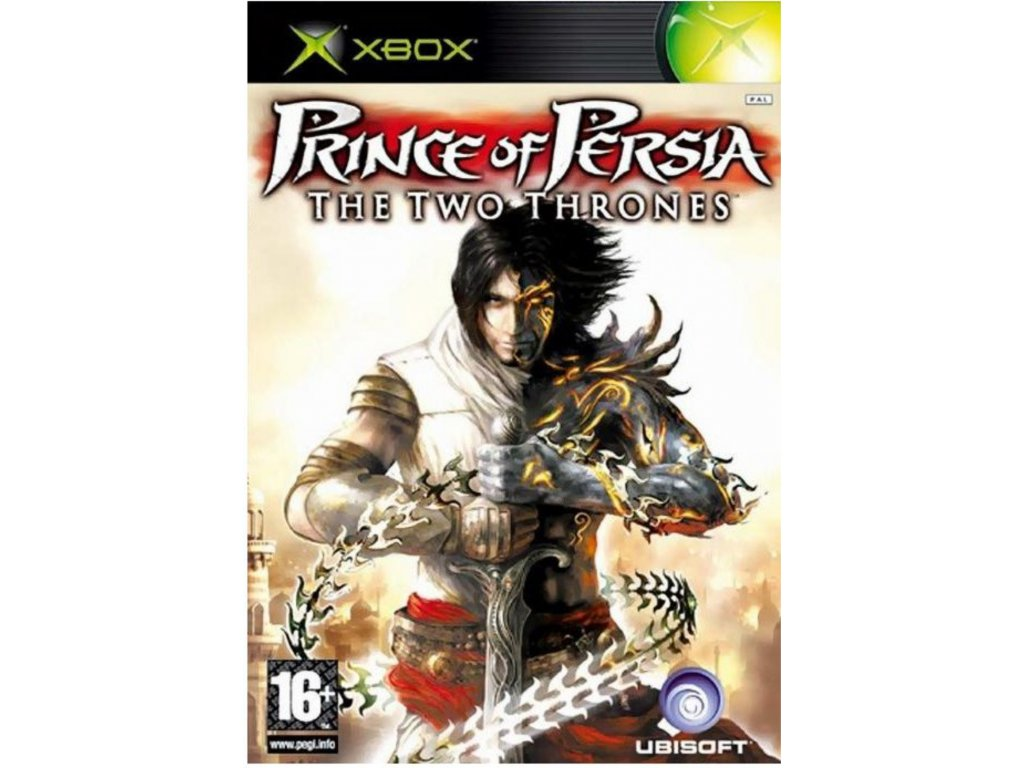 XBOX Prince of Persia Two Thrones