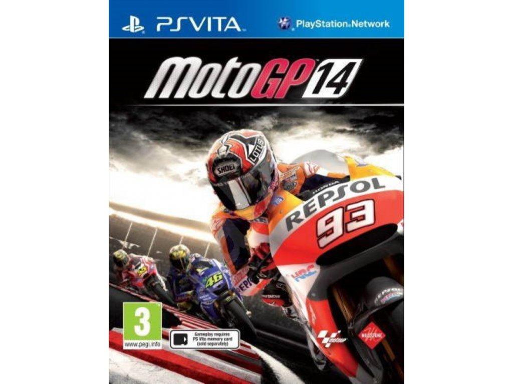 PS VITA MotoGP 14