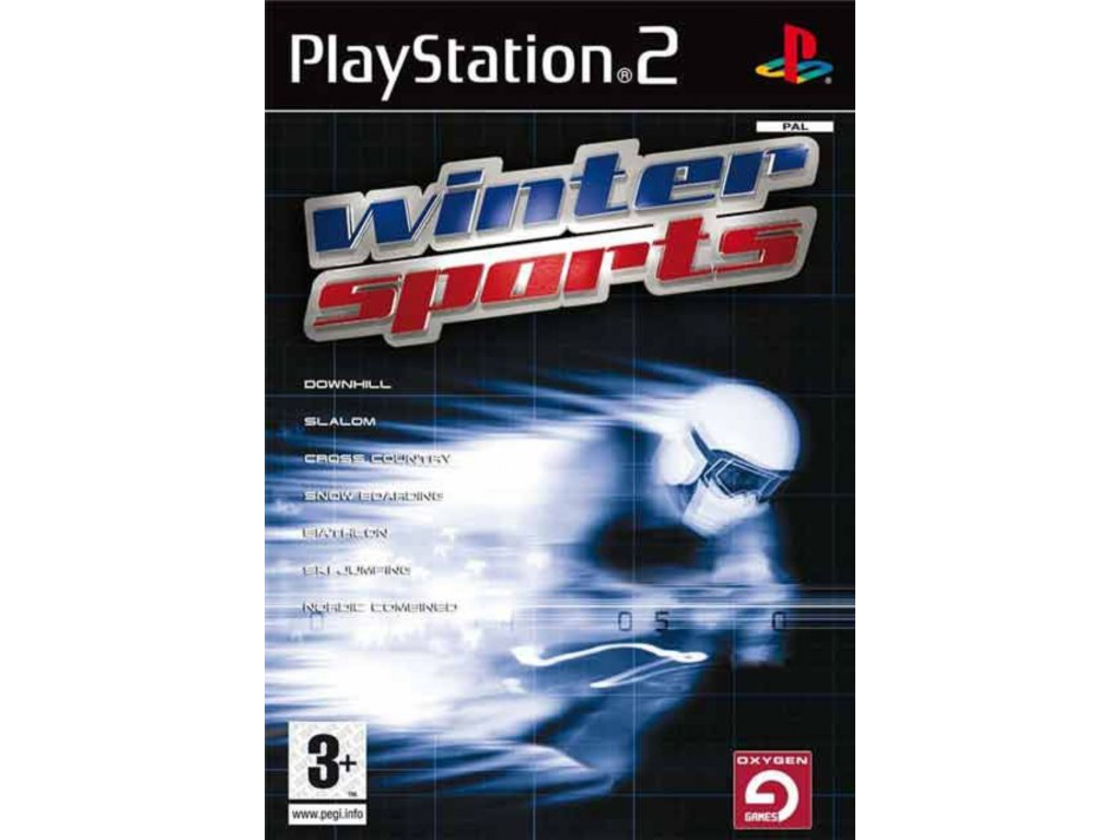 PS2 Winter Sports