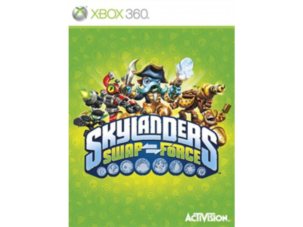 XBOX 360 Skylanders Swap Force