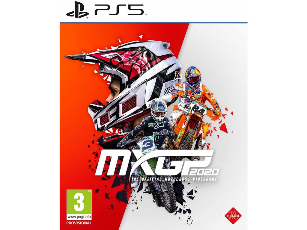 MXGP 2020 The Official Motorcross Videogame
