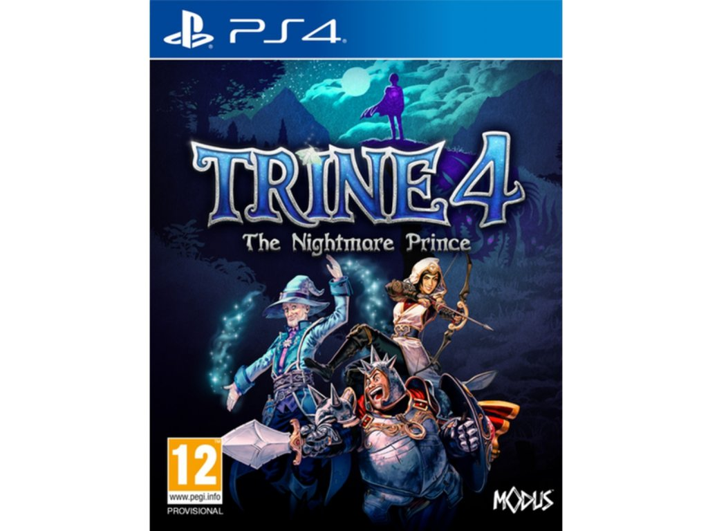 Trine 4 (The Nightmare Prince) PS4