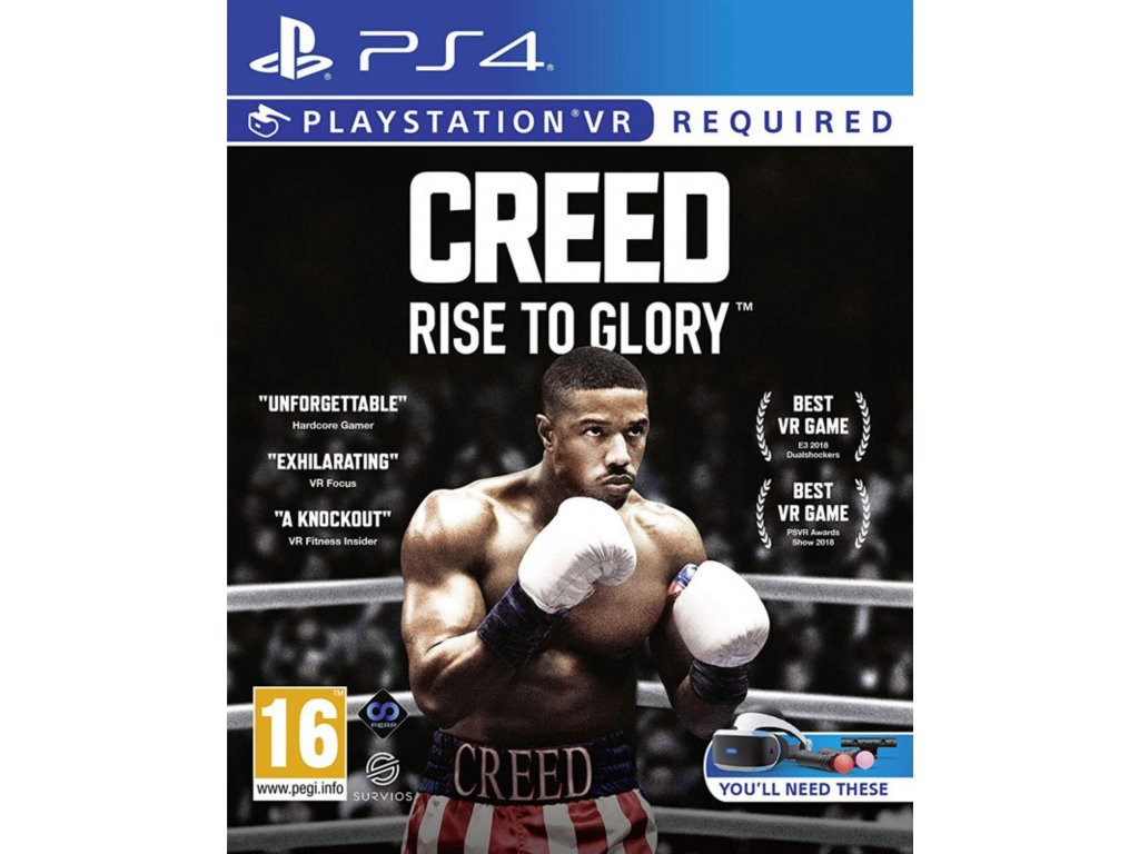 Creed Rise to Glory VR PS4