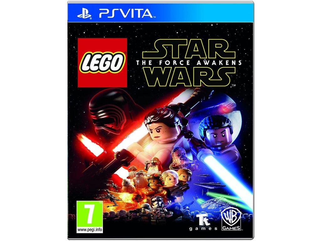 PS VITA LEGO Star Wars The Force Awakens