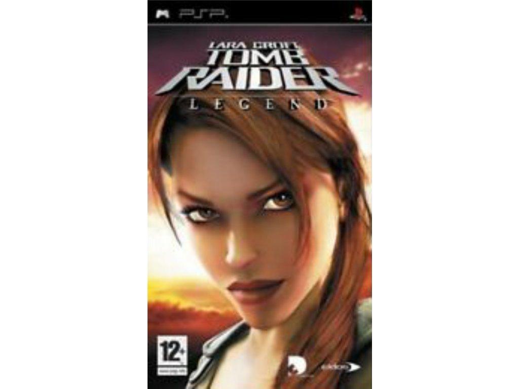 PSP Tomb Raider Legend