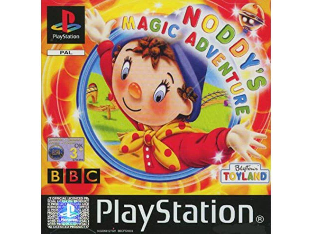 Noddy's Magic Adventure ps1