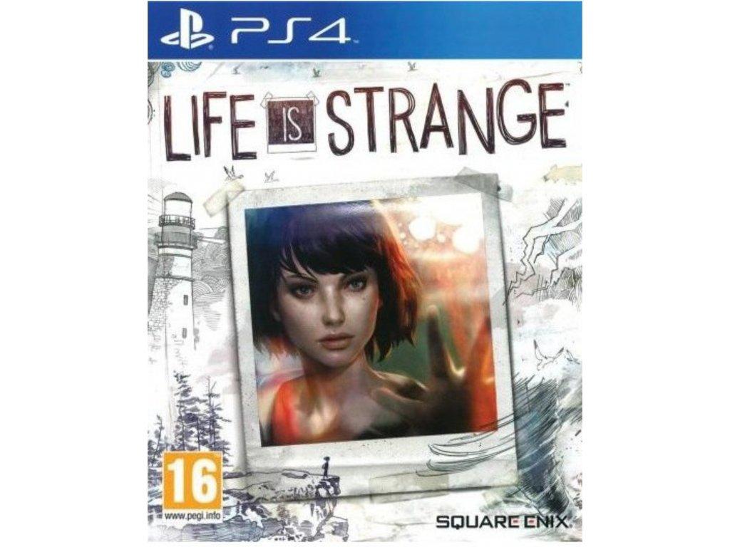 PS4 Life Is Strange