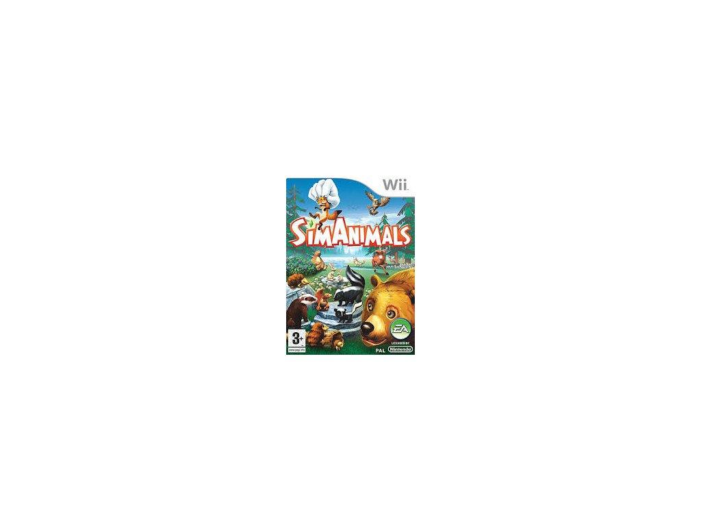Wii SimAnimals