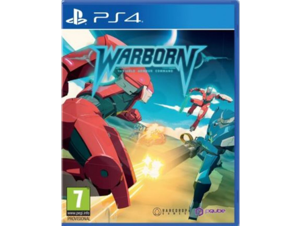 Warborn PS4