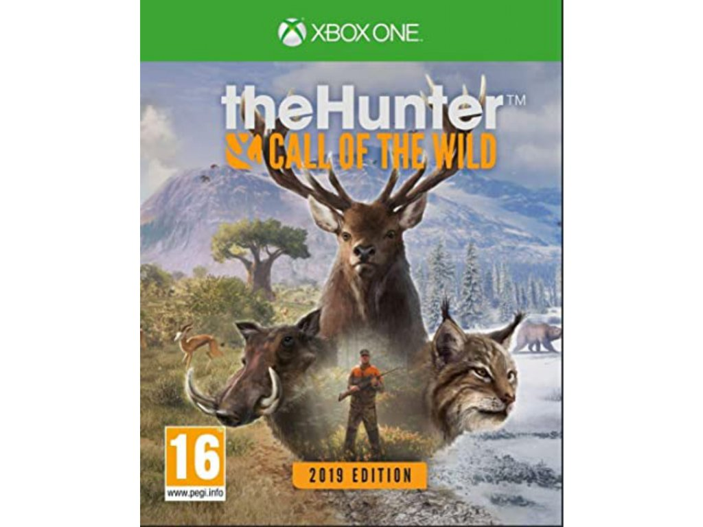 XBOX ONE TheHunter Call of the Wild 2019 Edition