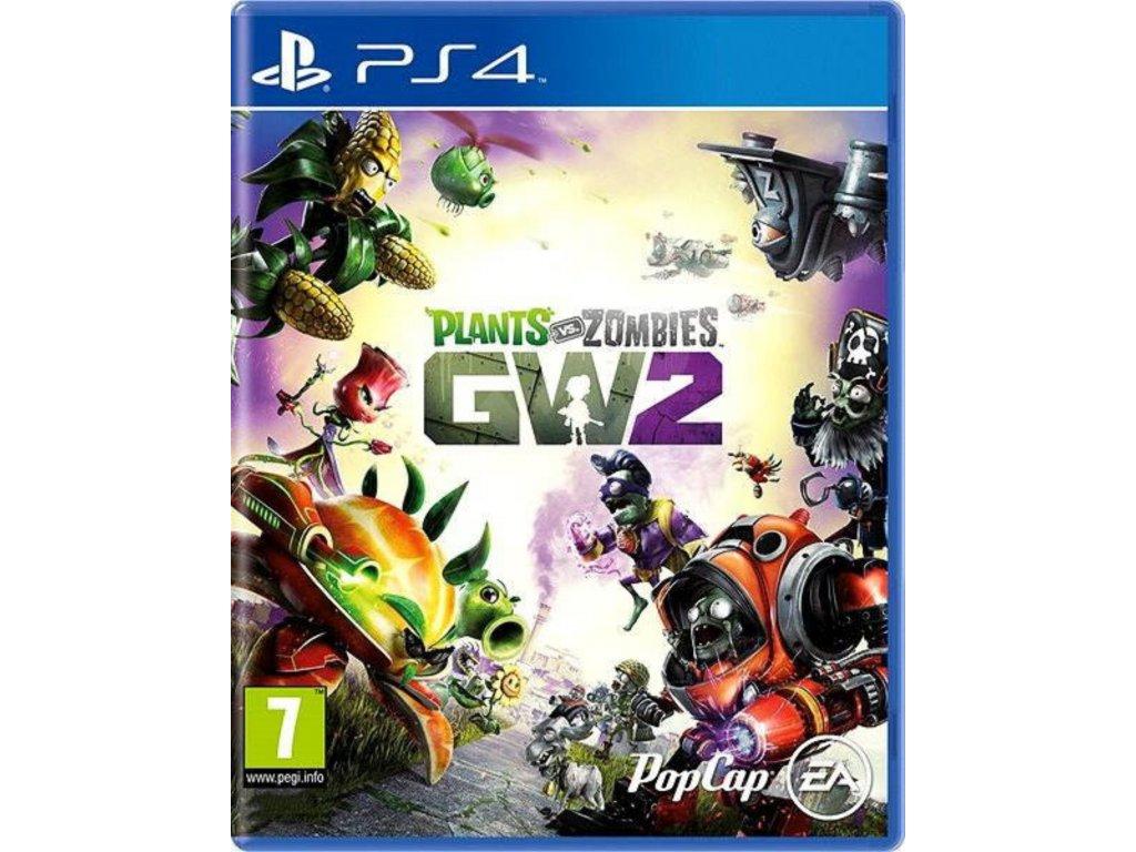 PS4 Plants Vs. Zombies Garden Warfare 2