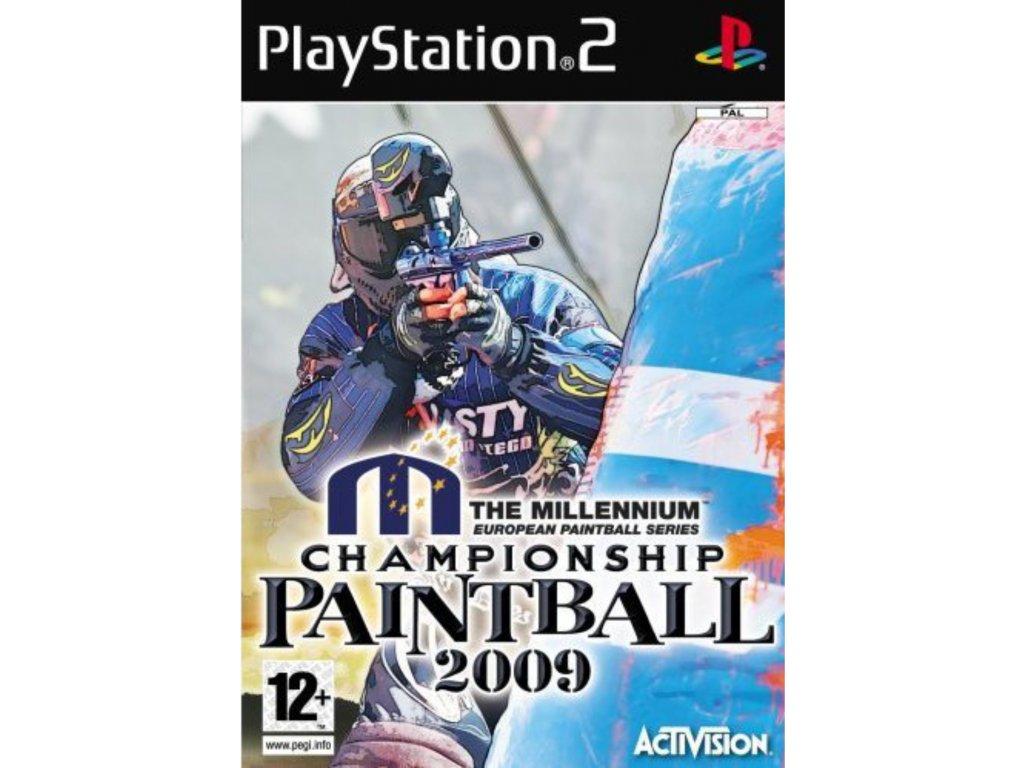 Millennium Series Championship Paintball 2009 (PS2)