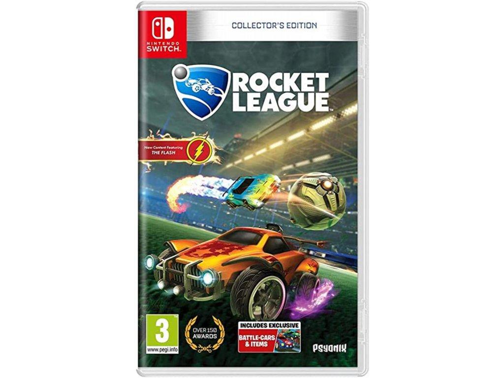 SWITCH rocket league