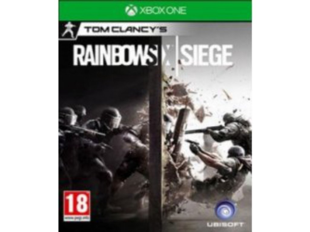 XBOX ONE Tom Clancys Rainbow Six Siege
