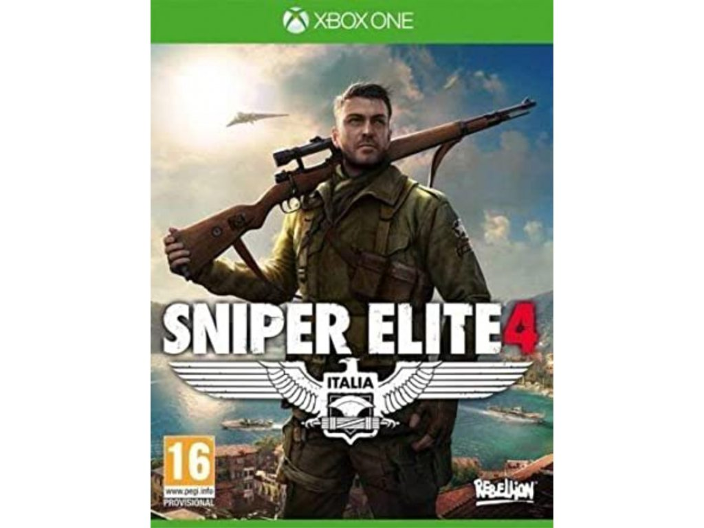 XBOX ONE Sniper Elite 4