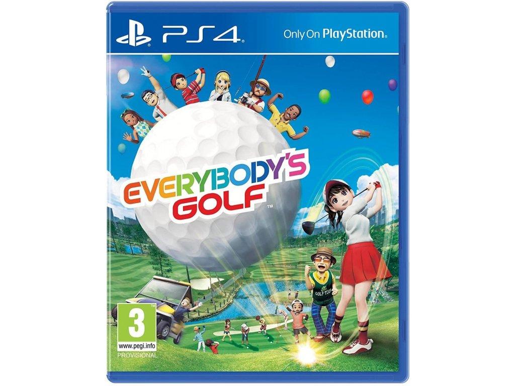 Everybodys Golf (PS4)