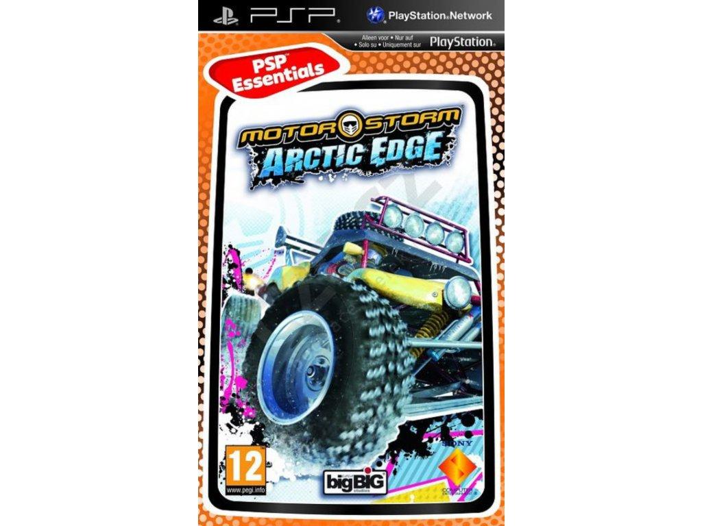 PSP MotorStorm Arctic Edge