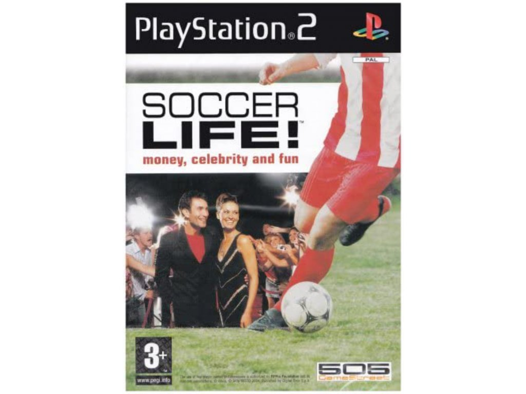 PS2 Soccer Life!