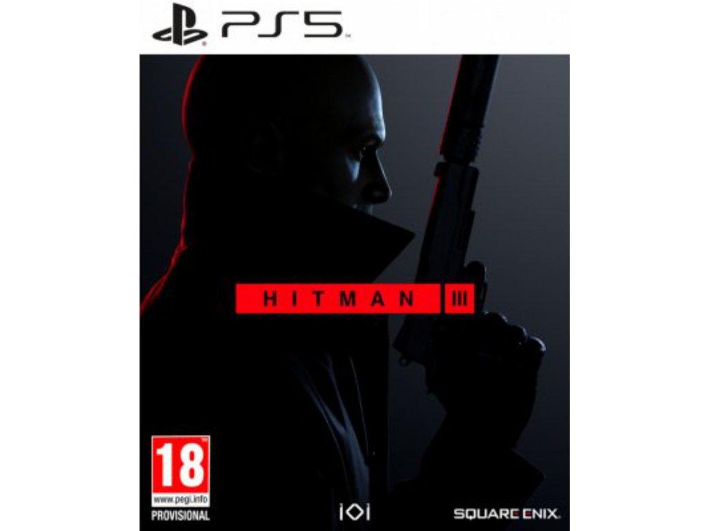 PS5 Hitman 3