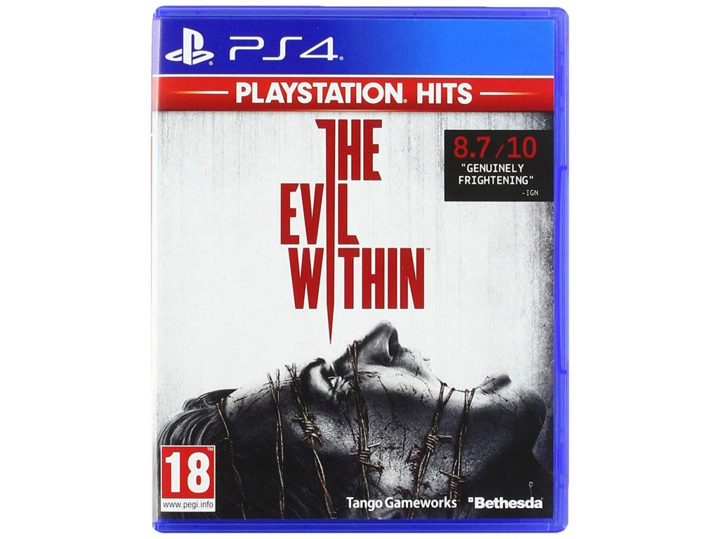 The Evil Within (Playstation Hits) PS4
