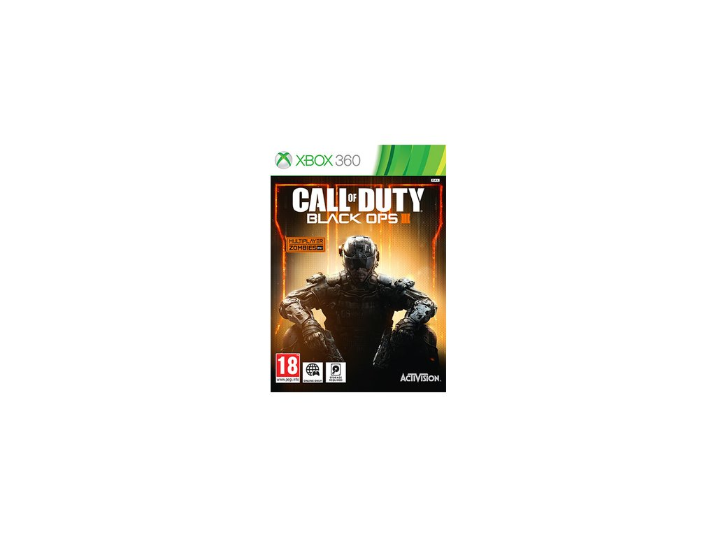 XBOX 360 Call of Duty: Black Ops III