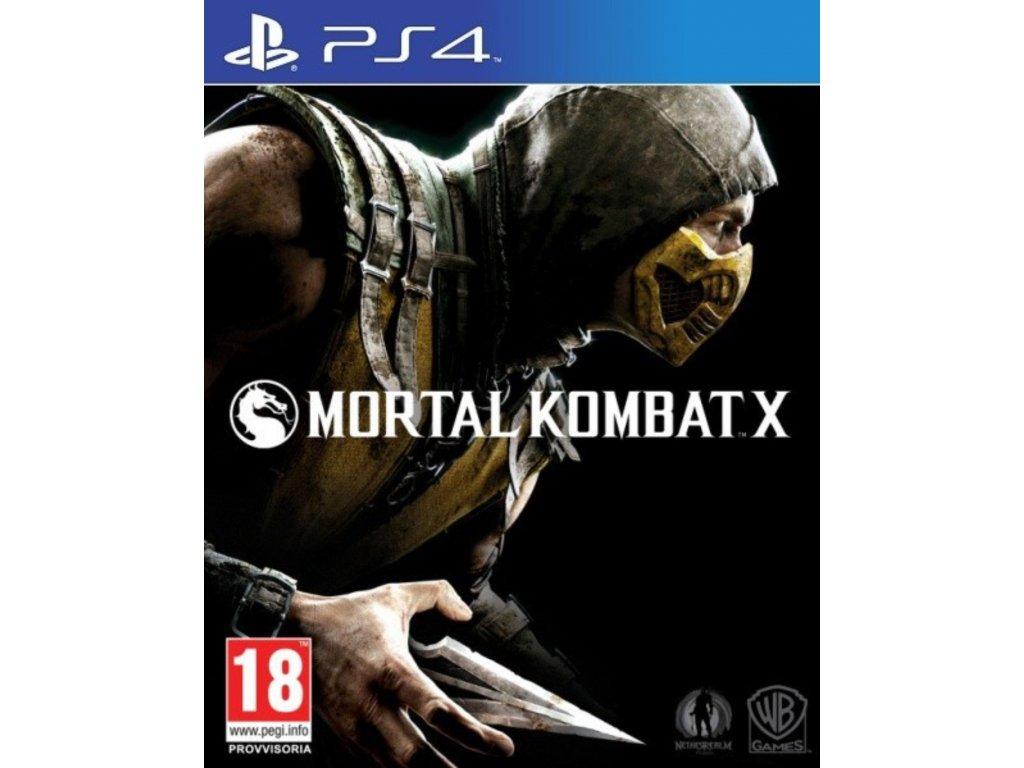 PS4 Mortal kombat X