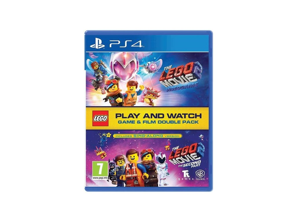PS4 LEGO Movie 2 Double Pack