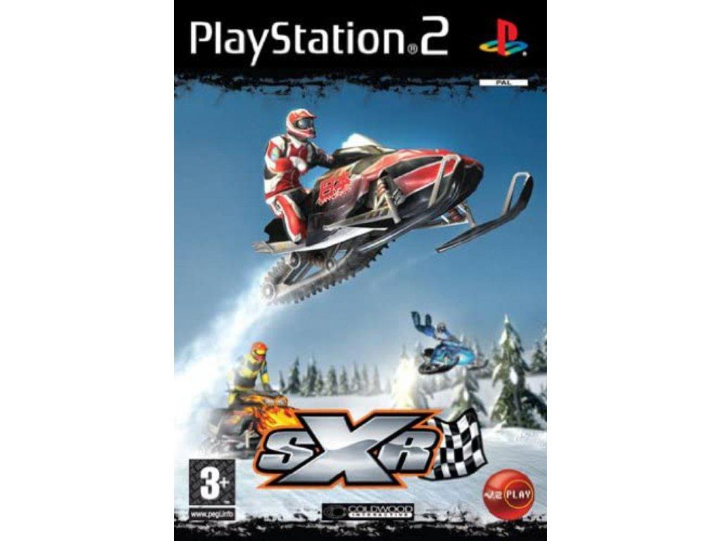 SXR Snow X Racing (PS2)
