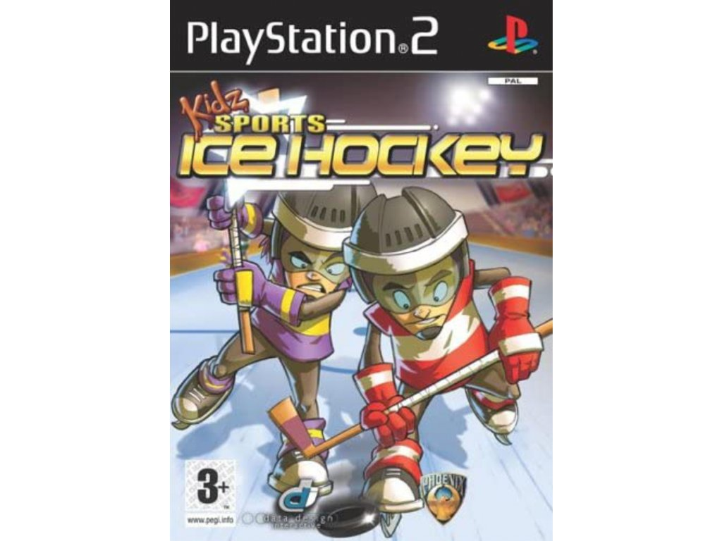 PS2 Kidz Sports: Ice Hockey